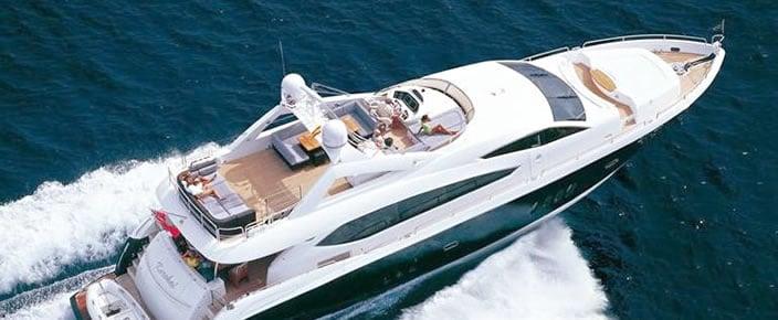 Yacht Charter Croatia - motor boats, luxury yachts