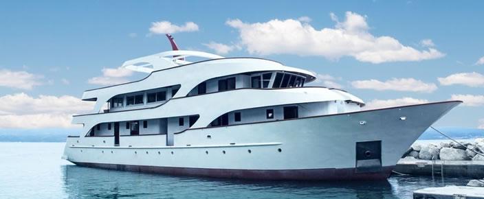 Yacht Charter Croatia Motor Boats Luxury Yachts